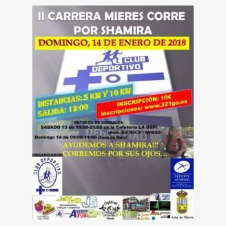 II Carrera Mieres corre por Shamira 2018