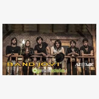 Band Jovi en concierto en Oviedo