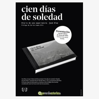 """Presentación del libro """"Cien días de soledad"""""""