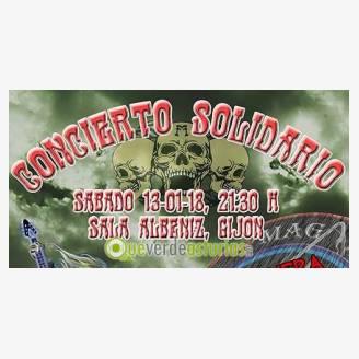 Concierto Solidario Asociación Nacional del Síndrome Idic 15