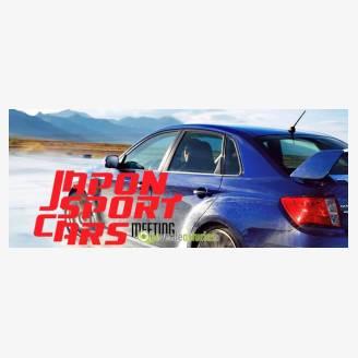 4º Japón Sports Cars Meeting - Gijón 2018