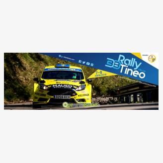 38º Rally Villa de Tineo 2018