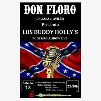 Los Buddy Holly's en el Pub Don Floro