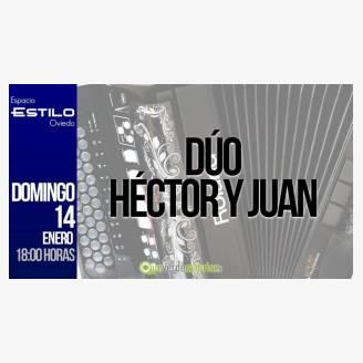 Dúo Héctor y Juan en Espacio Estilo