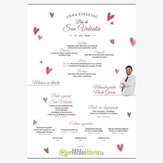 San Valentín 2018 en URH Zen Balagares