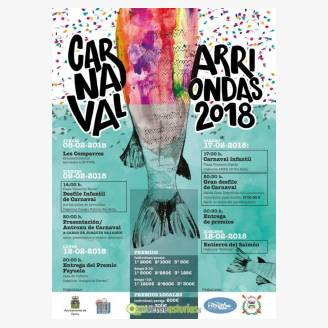 Carnaval 2018 en Arriondas