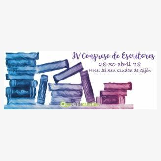 IV Congreso Escritores - Hotel Silken Ciudad de Gijón 2018