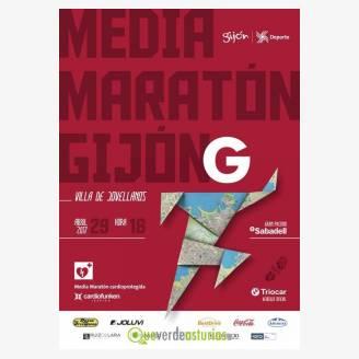 Media Maratón Villa de Jovellanos - Gijón 2017