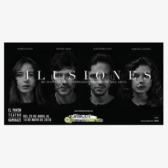 """Teatro EscenAvilés """"Ilusiones"""""""