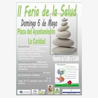 II Feria de la Salud La Caridad 2018