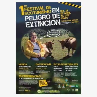 I Festival de Ecoturismo en Peligro de Extinción Fuentes del Narcea 2018
