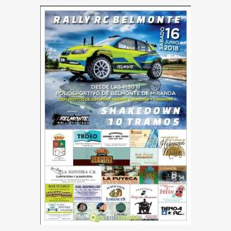 Rally RC Belmonte 2018