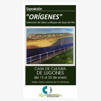 """Exposición """"Orígenes"""""""