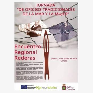"""Jornada """"de oficios tradicionales de la mar y la mujer"""" - Encuentro regional de rederas"""