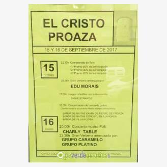Fiestas El Cristo - Proaza 2017