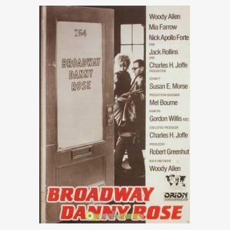 """Cine en V.O.: """"Broadway Danny Rose"""""""