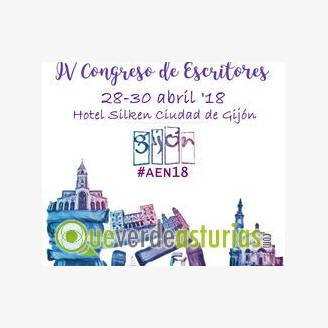IV Congreso de Escritores Gijón 2018