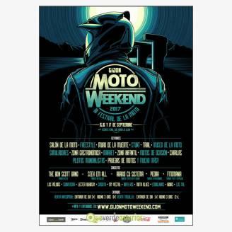 "III Festival de la Moto ""Motoweekend Gijón"""