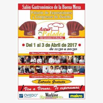 Astur Paladea 2017 - Salón Gatronómico de la Buena Mesa