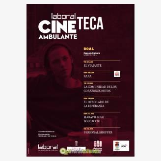 La Cineteca ambulante: El Viajante