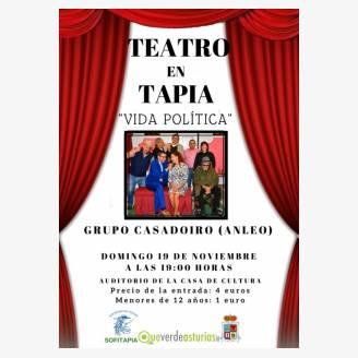 Teatro: Vida Política