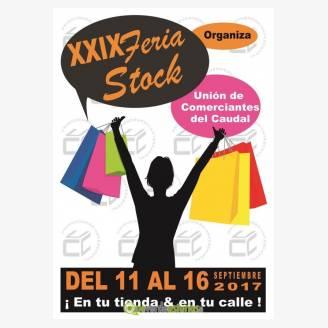 XXIX Feria del Stock - Unión de Comerciantes del Caudal