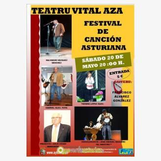 Festival de Canción Asturiana en Pola de Lena