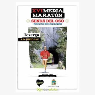 XVI Media Maratón Senda del Oso - Teverga 2017