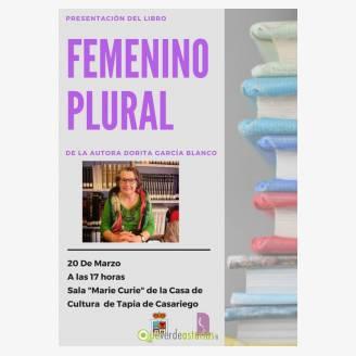 Presentación del libro: Femenino Plural