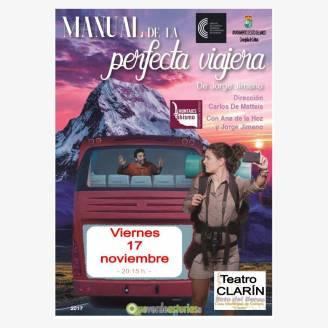 Teatro: Manual de una perfecta viajera