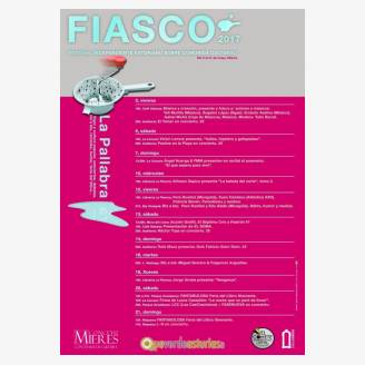 Fiasco 2017 - Festival Independiente Asturiano sobre Comunidad Cultural