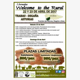 I Jornadas Welcome to the Rural