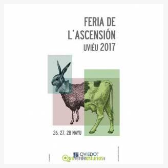Feria de La Ascención Oviedo 2017