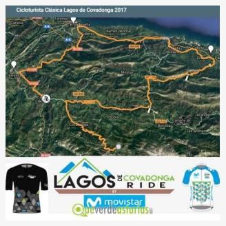 Lagos de Covadonga Ride - Clásica Cicloturista Lagos de Covadonga 2017
