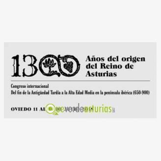 Congreso 1300 años del origen del Reino de Asturias