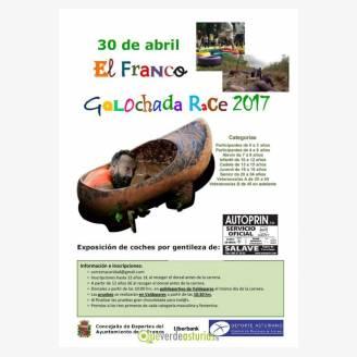 Galochada Race El Franco 2017