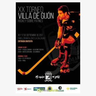 XX Torneo Villa de Gijón Hockey sobre Patines 2017