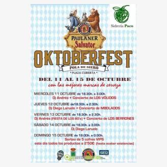 Oktoberfest Pola de Siero 2017