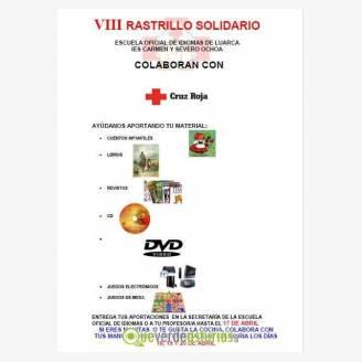 VIII Rastrillo Solidario 2018 Escuela Oficial de Idiomas de Luarca - IES Carmen y Severo Ochoa