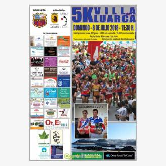 5 K Villa de Luarca - Carrera Popular 2018