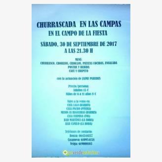 Churrascada en Las Campas - Castropol 2017