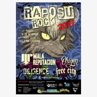 Raposu Rock 2017