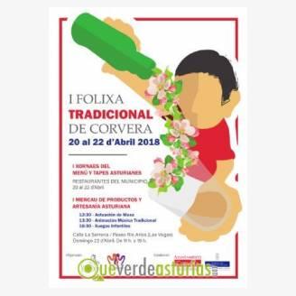 I Folixa Tradicional de Corvera 2018