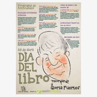 Actividades del Día del libro en Ribadedeva 2017