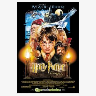 Ciclo Harry Potter - Harry Potter y la piedra filosofal