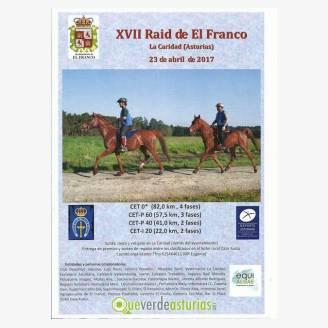 XVII Raid de El Franco 2017