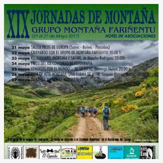 XIX Jornadas de Montaña en Lena 2017