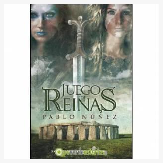 """Presentación de la novela """"Juego de Reinas"""","""