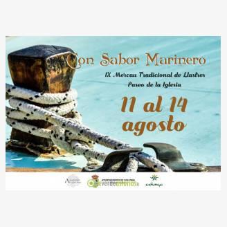 IX Mercado Tradicional de Lastres Con Sabor Marinero 2017