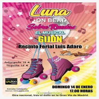 Musical infantil: Luna sobre ruedas